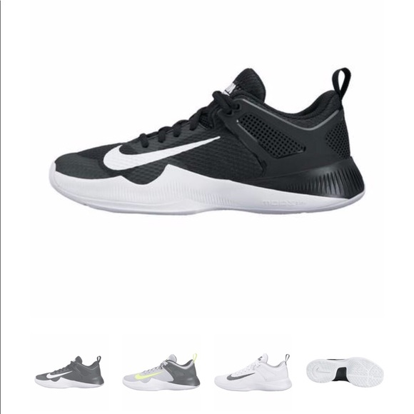 b476769e2 Nike Women's Air Zoom Hyperace Volleyball Shoe. M_5b3fbb5dbaebf6e46f2ee69d